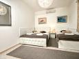 Bedroom 2 - Apartment A-10263-a - Apartments Sevid (Trogir) - 10263