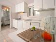 Kitchen - Studio flat AS-10263-a - Apartments Sevid (Trogir) - 10263