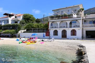 Property Podstrana (Split) - Accommodation 10300 - Apartments near sea with pebble beach.