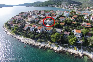 Property Seget Vranjica (Trogir) - Accommodation 10328 - Apartments near sea.