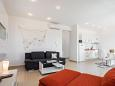 Living room - Apartment A-10330-d - Apartments Marušići (Omiš) - 10330