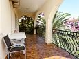 Shared terrace - Room S-10335-g - Rooms Mavarštica (Čiovo) - 10335