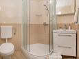 Rogoznica, Bathroom u smještaju tipa apartment, WIFI.