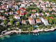 Property Seget Vranjica (Trogir) - Accommodation 10344 - Apartments near sea.