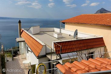 Property Omiš (Omiš) - Accommodation 10349 - Apartments with sandy beach.