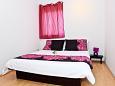 Bedroom 2 - Apartment A-10352-a - Apartments Krilo Jesenice (Omiš) - 10352