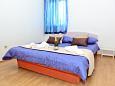 Bedroom 3 - Apartment A-10352-a - Apartments Krilo Jesenice (Omiš) - 10352