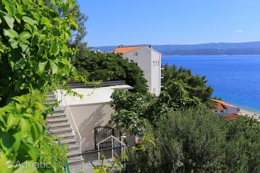 Property Stanići (Omiš) - Accommodation 10357 - Vacation Rentals near sea with pebble beach.