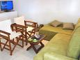 Living room - Apartment A-1037-b - Apartments Seget Vranjica (Trogir) - 1037