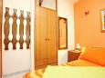 Bedroom 2 - Apartment A-10372-a - Apartments Seget Donji (Trogir) - 10372