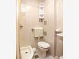 Ražanj, Bathroom u smještaju tipa studio-apartment, WIFI.