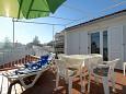 Terrace 1 - Apartment A-1051-d - Apartments Seget Vranjica (Trogir) - 1051