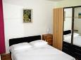 Sypialnia 1 - Apartament A-1071-a - Apartamenty Bušinci (Čiovo) - 1071