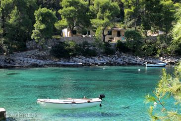 Uvala Lozna, Hvar, Property 108 - Apartments blizu mora with pebble beach.