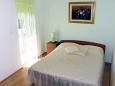 Bedroom 1 - Apartment A-1085-d - Apartments Arbanija (Čiovo) - 1085