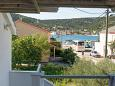 Terrace - view - Apartment A-11003-a - Apartments Vinišće (Trogir) - 11003