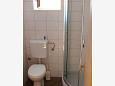 Bathroom - Studio flat AS-11003-a - Apartments Vinišće (Trogir) - 11003