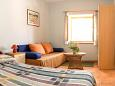 Bedroom - Studio flat AS-11003-a - Apartments Vinišće (Trogir) - 11003