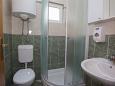 Bathroom - Apartment A-11007-a - Apartments Veliko Brdo (Makarska) - 11007