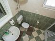 Bathroom 1 - Apartment A-11007-c - Apartments Veliko Brdo (Makarska) - 11007
