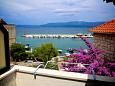 Balcony - view - Apartment A-11010-a - Apartments Sutivan (Brač) - 11010
