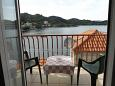 Balcony - Apartment A-11011-a - Apartments Sobra (Mljet) - 11011