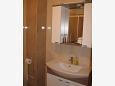 Bathroom - Apartment A-11019-a - Apartments Mala Lamjana (Ugljan) - 11019
