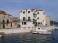 Property Pirovac (Šibenik) - Accommodation 11026 - Apartments near sea with pebble beach.