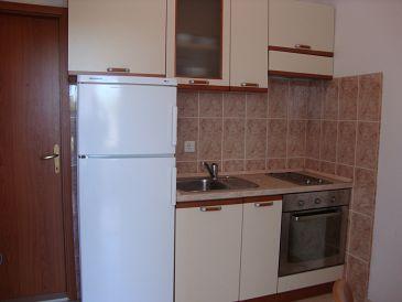 Vinišće, Kitchen u smještaju tipa apartment, WIFI.