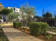 Courtyard Vodice (Vodice) - Accommodation 11032 - Apartments with pebble beach.