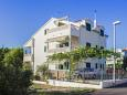 Vodice, Vodice, Property 11032 - Apartments with pebble beach.