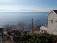 Terrace - view - Apartment A-11039-a - Apartments Brist (Makarska) - 11039