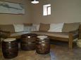 Living room - House K-11040 - Vacation Rentals Vrbanj (Hvar) - 11040
