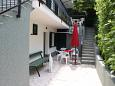 Terrace - Studio flat AS-11041-a - Apartments Arbanija (Čiovo) - 11041