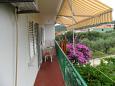 Balcony 2 - Apartment A-11047-a - Apartments Slatine (Čiovo) - 11047