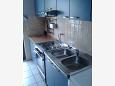 Kitchen - Studio flat AS-11049-a - Apartments Pula (Pula) - 11049