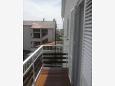 Balcony 3 - view - Apartment A-11060-a - Apartments Banjol (Rab) - 11060