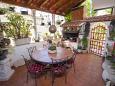 Makarska, Makarska, Courtyard 11063 - Apartments and Rooms u Hrvatskoj.