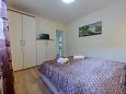 Bedroom 4 - House K-11073 - Vacation Rentals Dubravka (Dubrovnik) - 11073