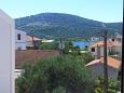 Balcony - view - Apartment A-11075-b - Apartments Vinišće (Trogir) - 11075