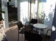 Terrace - Apartment A-11078-b - Apartments Brist (Makarska) - 11078