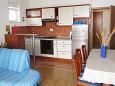 Kitchen - Apartment A-11082-a - Apartments Banjol (Rab) - 11082
