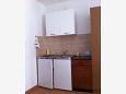 Kitchen - Studio flat AS-11083-d - Apartments Drvenik Donja vala (Makarska) - 11083