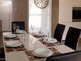 Dining room - Apartment A-11086-a - Apartments Kanica (Rogoznica) - 11086