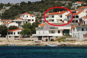 Property Kanica (Rogoznica) - Accommodation 11086 - Apartments near sea.