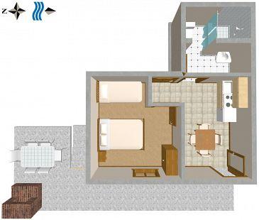 Apartament A-1109-b - Apartamenty Mavarštica (Čiovo) - 1109