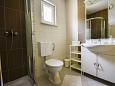 Poljica, Bathroom u smještaju tipa apartment, WIFI.