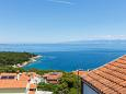 Terrace - view - Apartment A-11104-a - Apartments Mali Lošinj (Lošinj) - 11104