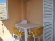 Balcony 2 - Apartment A-11124-c - Apartments Zubovići (Pag) - 11124