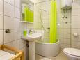 Bathroom 1 - Apartment A-11132-a - Apartments Vrbnik (Krk) - 11132